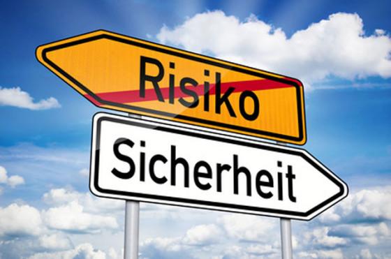 Sicherheit statt Risiko